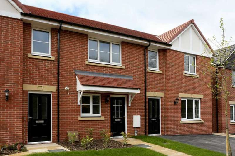 2 Bedrooms Mews House for sale in Hill Top Grange, Davenham