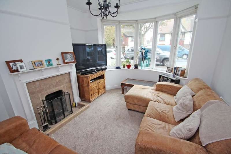 5 Bedrooms Semi Detached House for sale in St. Leonards Gardens, Hove, East Sussex, BN3 4QB