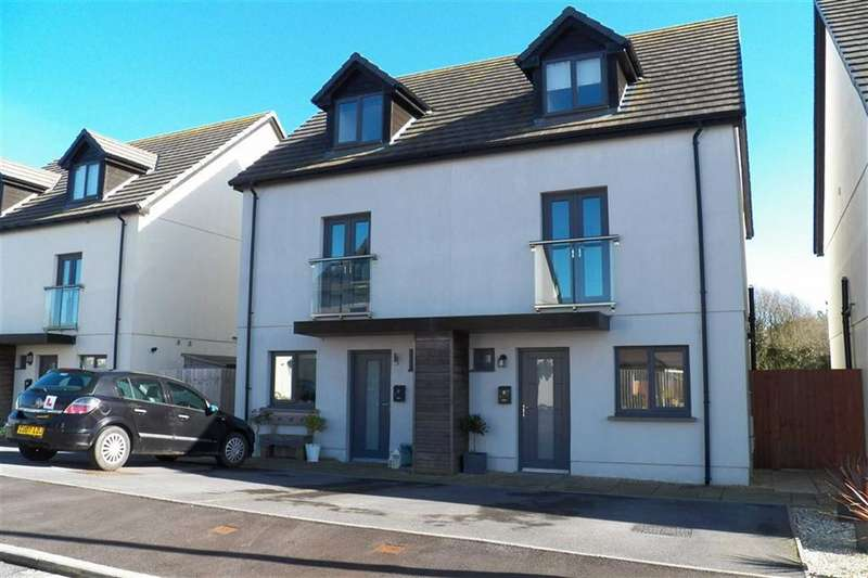 3 Bedrooms Semi Detached House for sale in Llys Y Foryd, Kidwelly