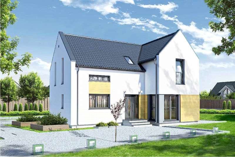 4 Bedrooms Detached House for sale in Custom Build Home - CH31, Rowallan Castle Estate, Kilmaurs, East Ayrshire, KA3