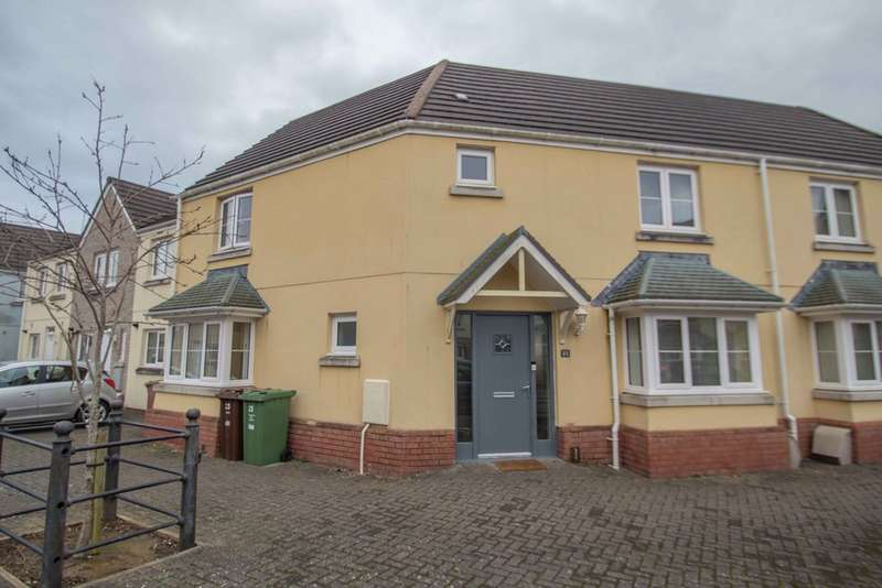 3 Bedrooms Terraced House for sale in Plympton, Plymouth