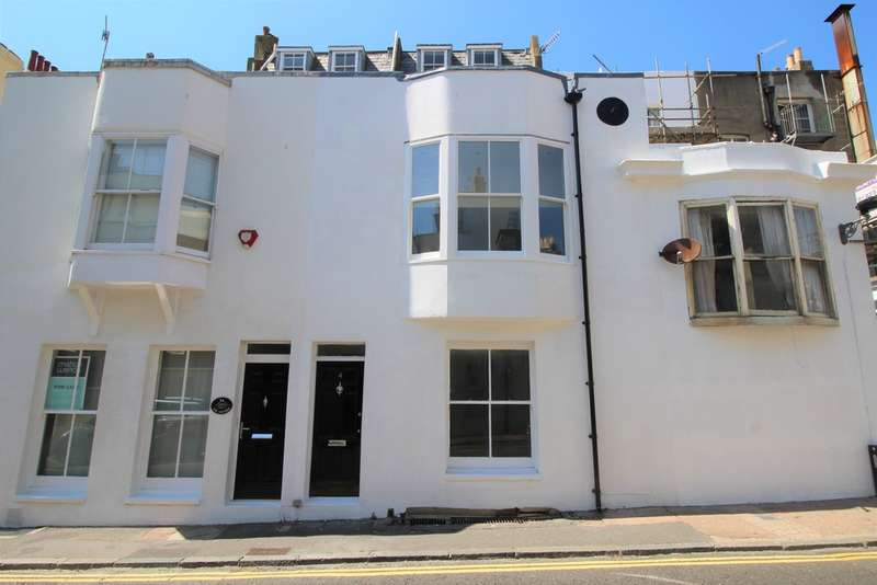 3 Bedrooms Terraced House for sale in Montpelier Road, Brighton, BN1 2LQ