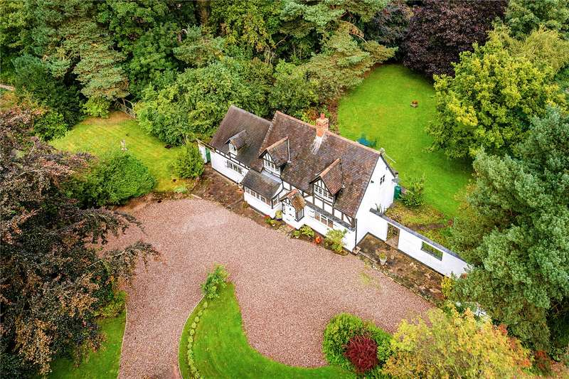 3 Bedrooms Detached House for sale in Sutherland Forge, Tibberton, Newport, Shropshire, TF10