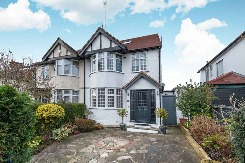 4 Bedrooms House for sale in Waverley Grove, Finchley Central, N3