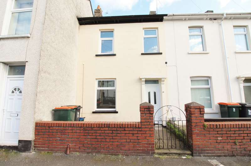 2 Bedrooms Terraced House for sale in Albert Avenue, Newport, NP19