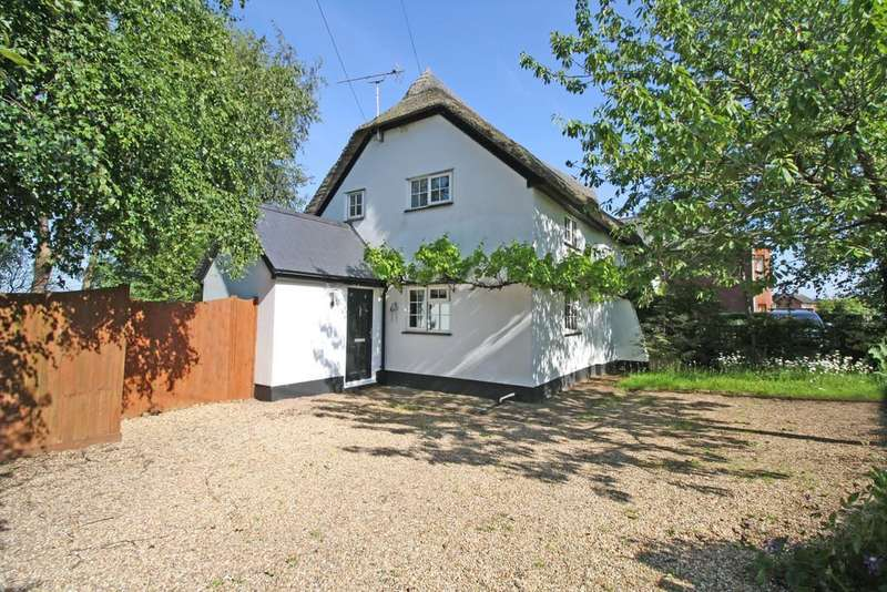 3 Bedrooms Cottage House for sale in Clyst Road, Topsham