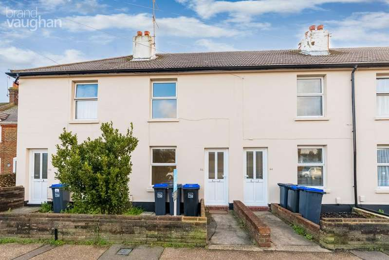 2 Bedrooms Terraced House for rent in Sompting Road, Worthing, BN14