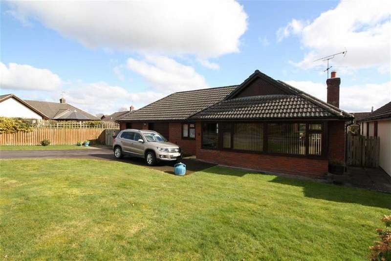 4 Bedrooms Detached Bungalow for sale in Coppice Drive, Craven Arms