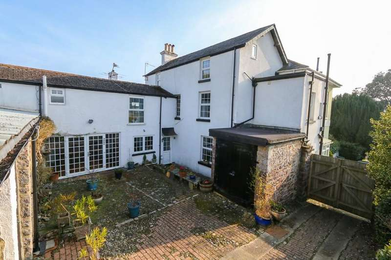 6 Bedrooms Semi Detached House for sale in Highweek Village, Newton Abbot