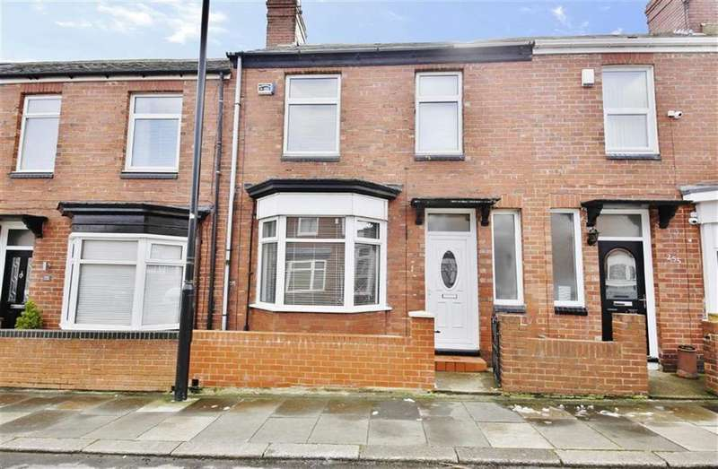 3 Bedrooms Terraced House for sale in Cleveland Road, High Barnes, Sunderland, SR4