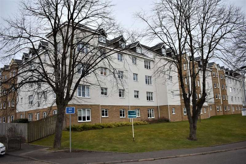 2 Bedrooms Flat for sale in Morag Riva Court , Uddingston G71