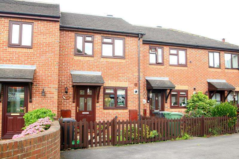 2 Bedrooms Terraced House for rent in Barleyfield Mews, Wetherby, LS22