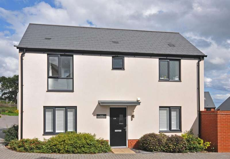 3 Bedrooms Detached House for sale in Old Quarry Drive, Exminster