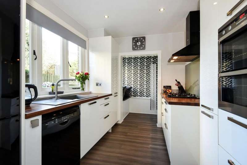 3 Bedrooms End Of Terrace House for sale in Hoppers Road, Winchmore Hill