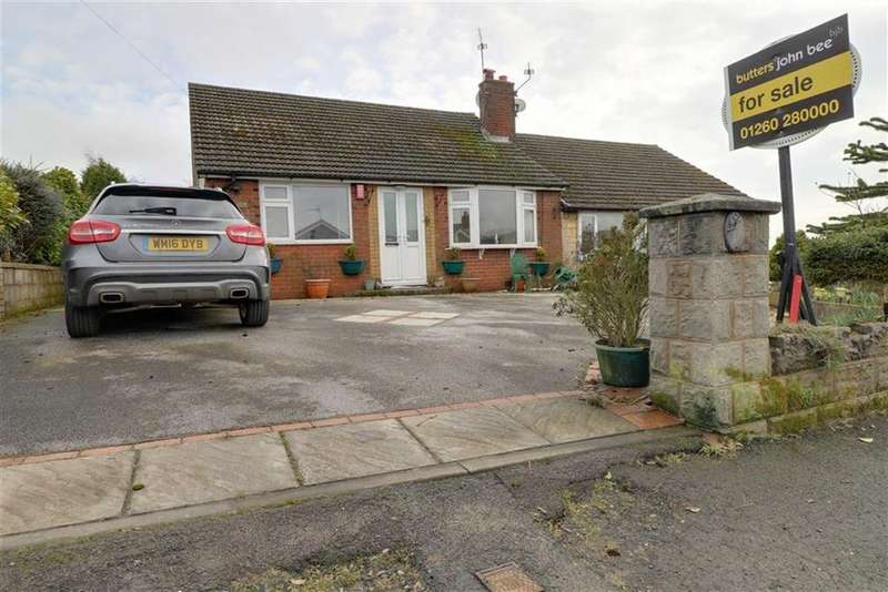2 Bedrooms Semi Detached Bungalow for sale in New Street, Biddulph Moor, Stoke-on-Trent
