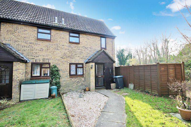 1 Bedroom End Of Terrace House for sale in Stonefield Way, Burgess Hill, West Sussex