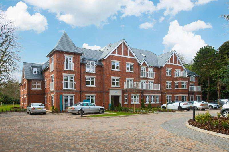 2 Bedrooms Apartment Flat for sale in Stockwell Road, Tettenhall, Wolverhampton