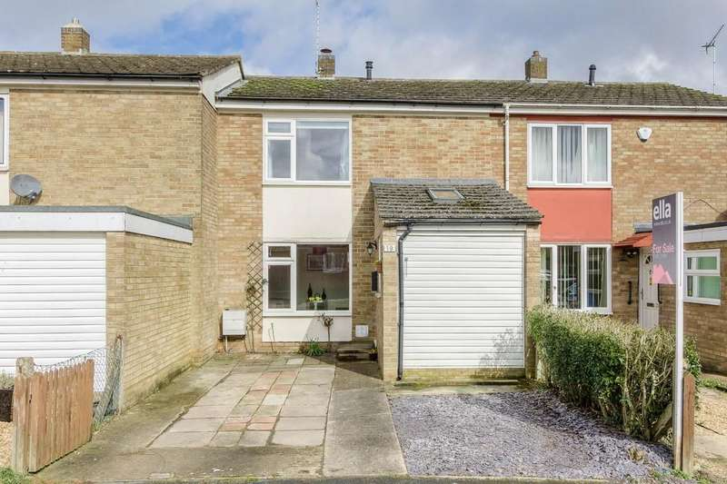 2 Bedrooms Terraced House for sale in Sandholme, Steeple Claydon