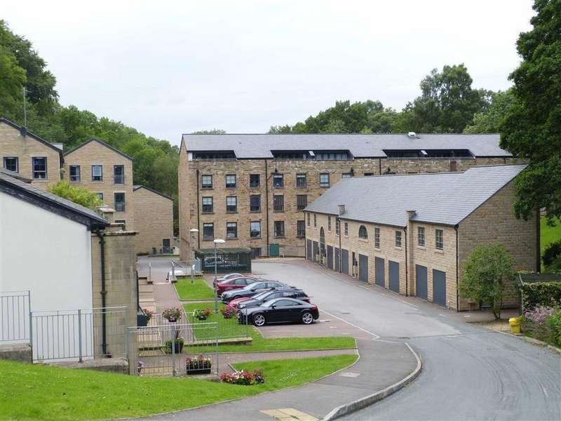 2 Bedrooms Apartment Flat for rent in Kinderlee Way, Chisworth, Glossop