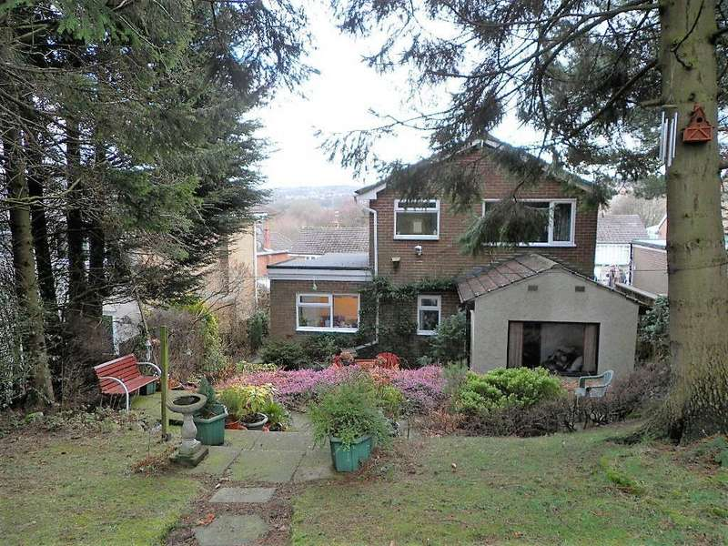 3 Bedrooms Detached House for sale in Sunningdale, Fairweather Green, Bradford, BD8 0LZ