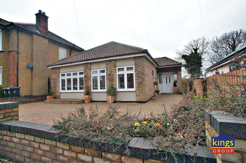3 Bedrooms Detached Bungalow for sale in Monkswood Avenue, Waltham Abbey