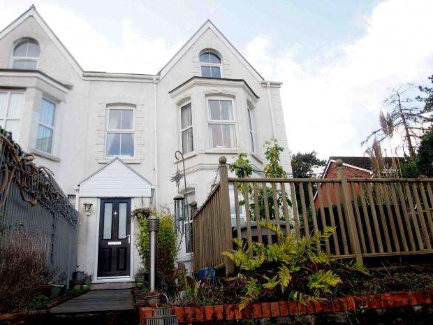 5 Bedrooms Semi Detached House for sale in Ardwyn Uplands, Gowerton, Swansea, SA4