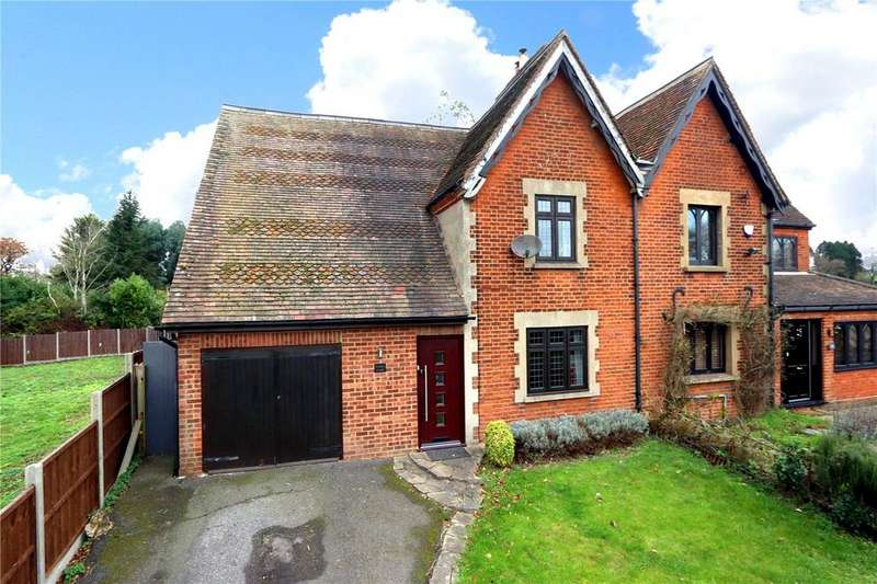 3 Bedrooms House for sale in Bedmond Road, Abbots Langley, Hertfordshire, WD5
