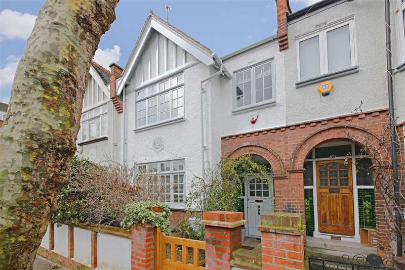 4 Bedrooms House for sale in Glenhurst Avenue, London