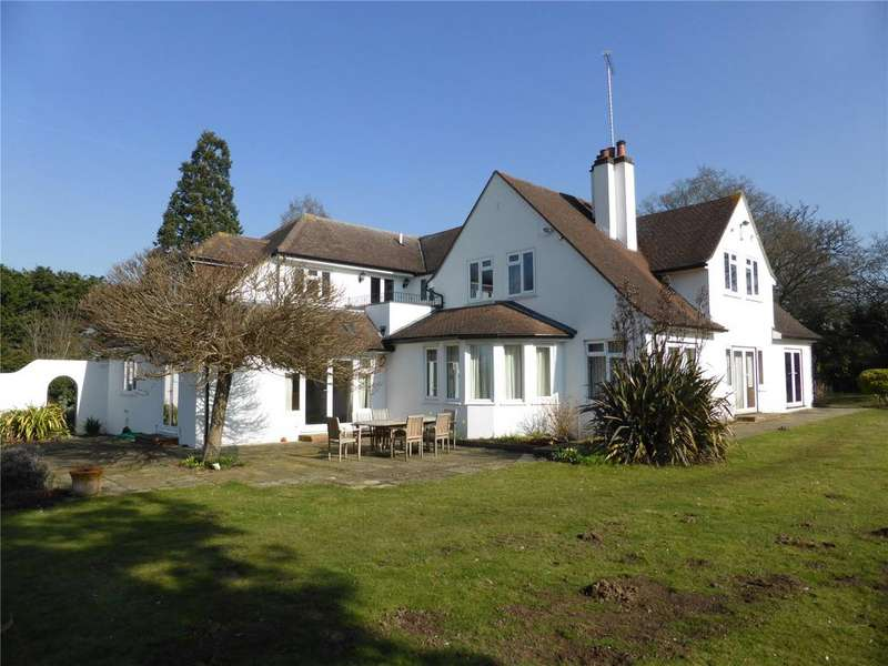 5 Bedrooms Detached House for rent in Horsley Road, Downside, Cobham, Surrey