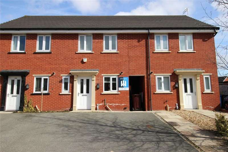 2 Bedrooms Terraced House for sale in Springfield Crescent, Liverpool, Merseyside, L36