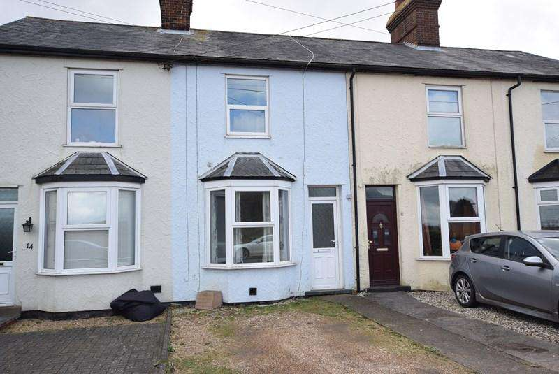2 Bedrooms Terraced House for sale in Haverhill Road, Little Wratting, Haverhill