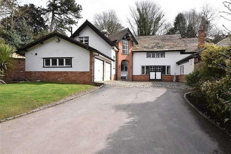 4 Bedrooms Detached House for sale in Beechfield Road, Alderley Edge