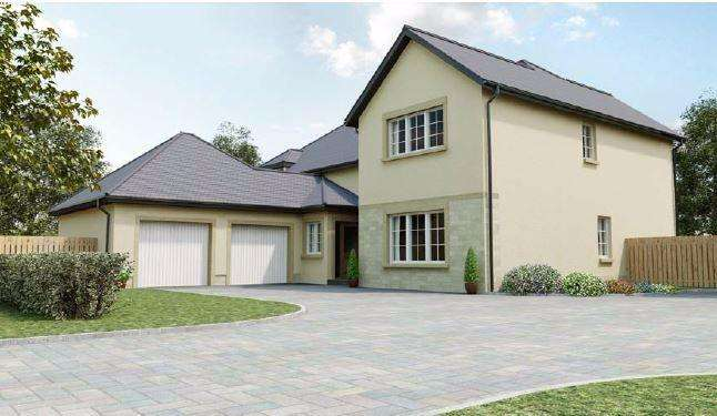 5 Bedrooms Detached House for sale in Plot 2 The Bruar, The Lime Kilns