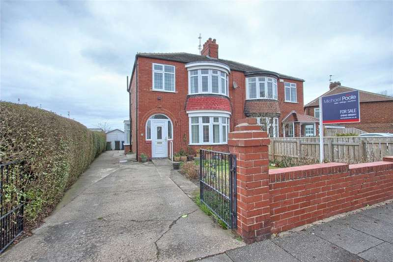 3 Bedrooms Semi Detached House for sale in Warwick Road, Redcar