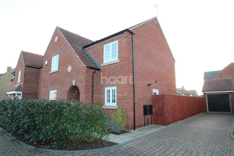 4 Bedrooms Detached House for rent in Charlotte Way