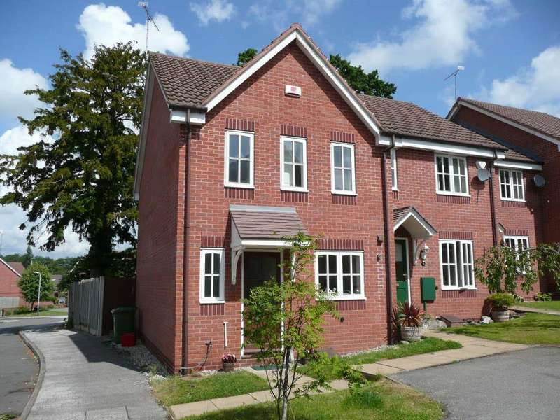 3 Bedrooms Terraced House for rent in Armscote Grove Hatton Park, Warwick