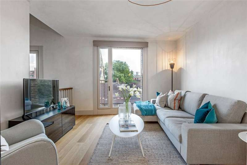 4 Bedrooms Flat for sale in Wenlock Street, London, N1