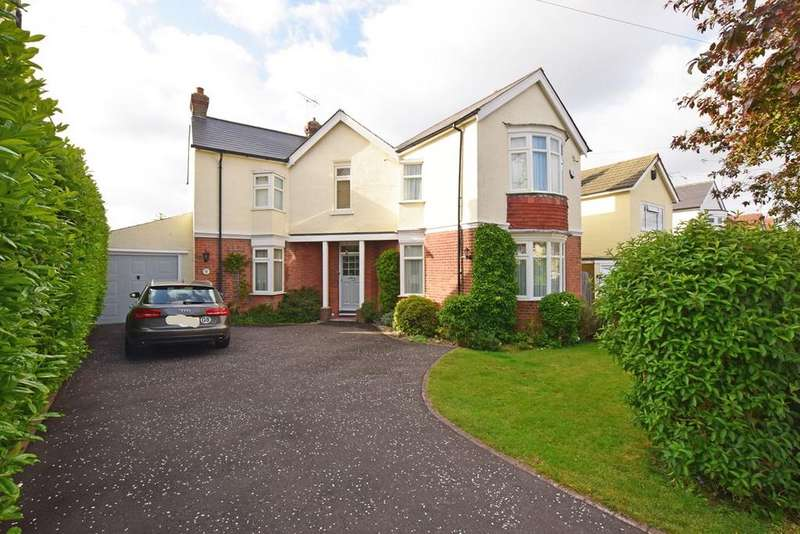 4 Bedrooms Detached House for sale in First Avenue, Gillingham, ME7