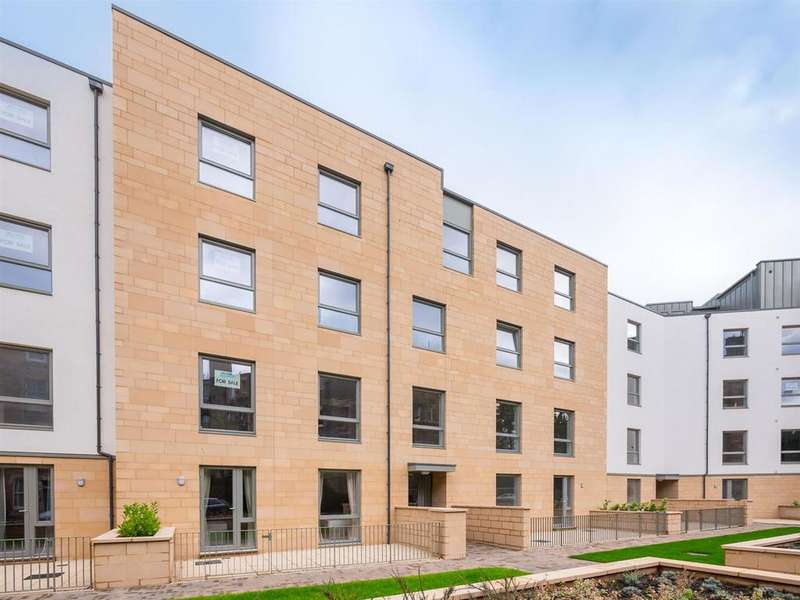 3 Bedrooms Flat for sale in Plot 25, Marionville Road, Edinburgh - RESERVED