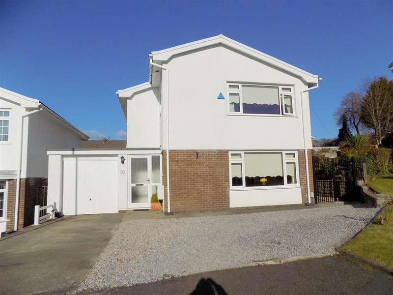 4 Bedrooms Detached House for sale in The Hollins, Cimla, Neath