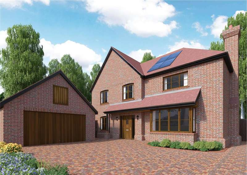 4 Bedrooms Detached House for sale in Greatham House, The Stables, Medstead