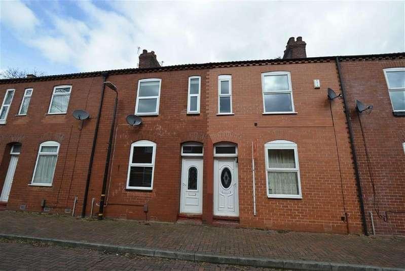 2 Bedrooms Terraced House for rent in Stephen Street, Urmston