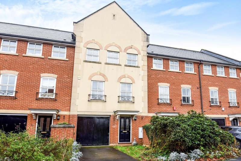 3 Bedrooms House for sale in Temple Cowley, Oxford, OX4