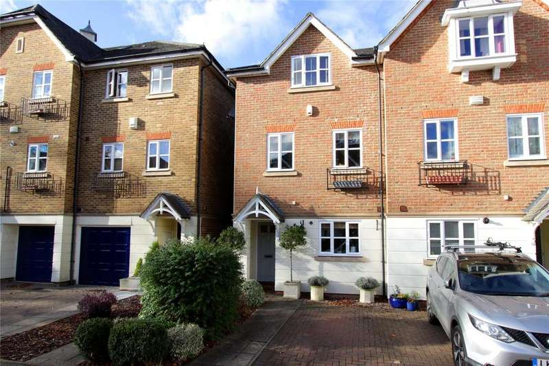 4 Bedrooms House for sale in Molteno Road, Nascot Wood, Watford, WD17