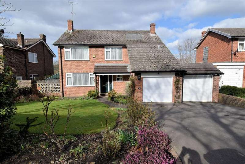 4 Bedrooms Detached House for sale in Nursery Gardens, Purley On Thames, Reading