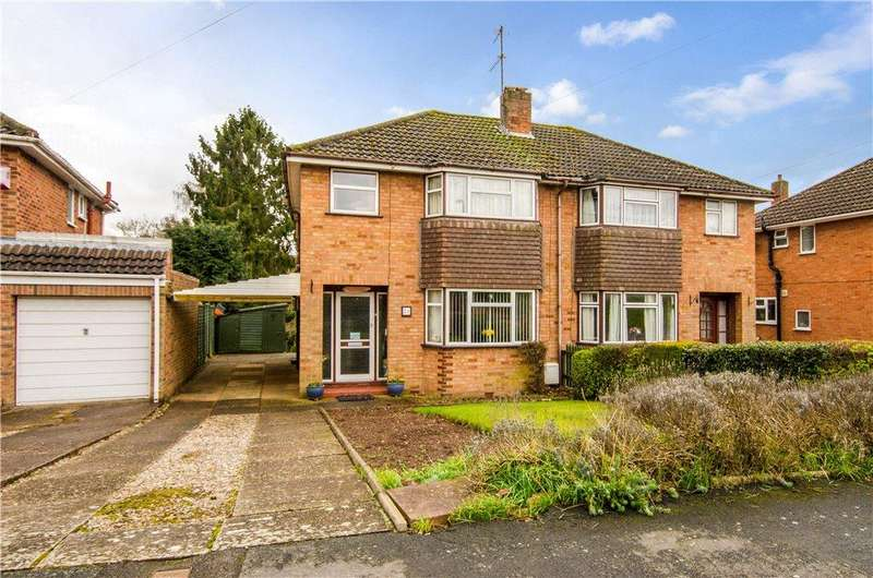 3 Bedrooms Semi Detached House for sale in Witton Avenue, Droitwich, Worcestershire, WR9