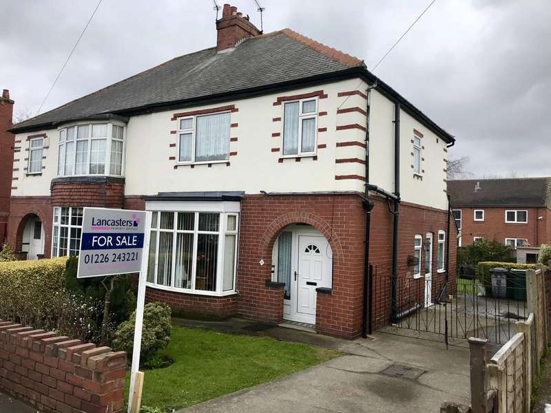 3 Bedrooms Semi Detached House for sale in Dodworth Road, Barnsley S70