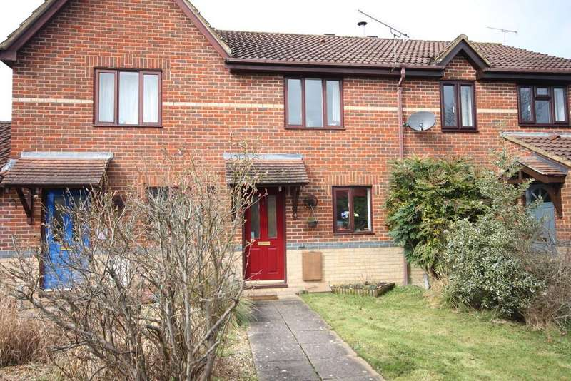 2 Bedrooms Terraced House for sale in ST DAVIDS CLOSE, BISHOPDOWN FARM, SALISBURY, WILTSHIRE, SP1 3FH