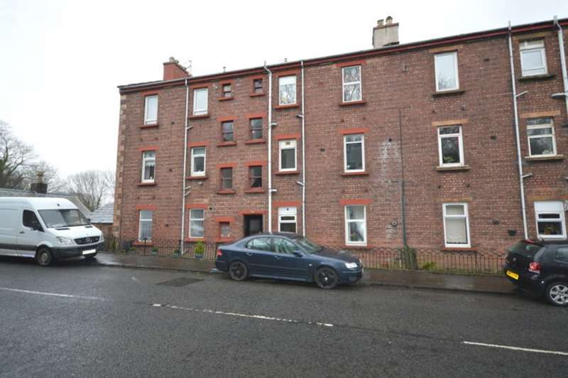 2 Bedrooms Flat for sale in Dumbarton Road, Bowling