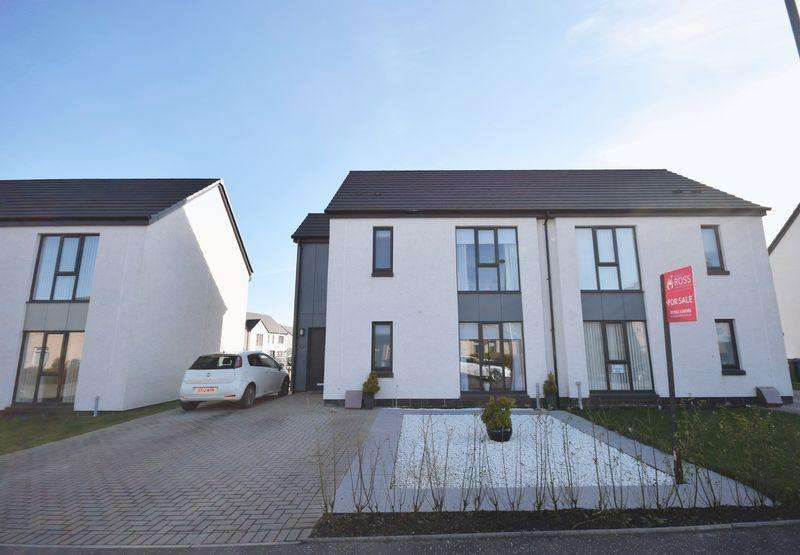 2 Bedrooms Semi-detached Villa House for sale in 7 Crofthead Road, Kilmaurs, KA3 2RX